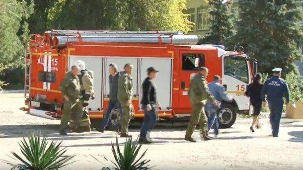 В больницы Кубани привезли раненных после бойни в керчинском техникуме