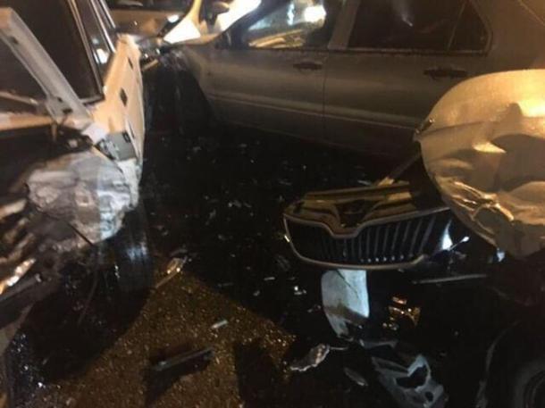 За ночь в Краснодаре произошло 122 ДТП: 11 человек пострадали
