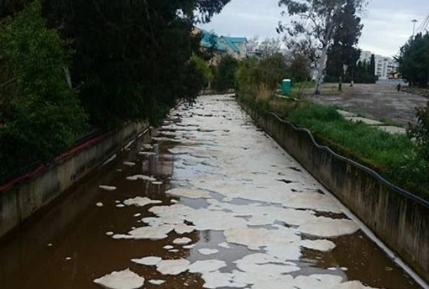 Реки Сочи еще больше погрязли в отходах