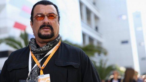 Звезда боевиков Стивен Сигал посетит фестиваль «Киношок» вАнапе