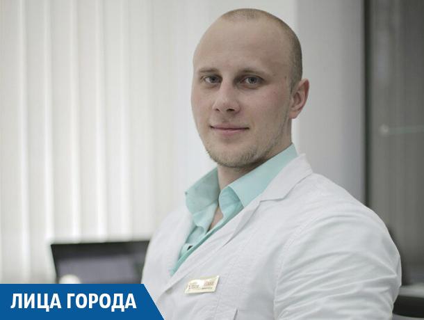 «Мне кажется, я родился с мыслью стать врачом», - Иван Самсонюк