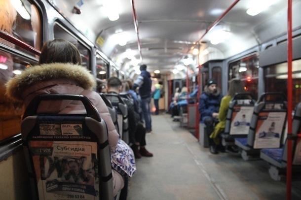В Краснодаре два трамвайных маршрута на ночь изменят движение