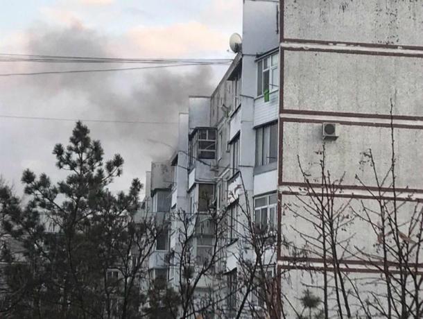Стали известны подробности пожара в краснодарской многоэтажке, где погиб человек