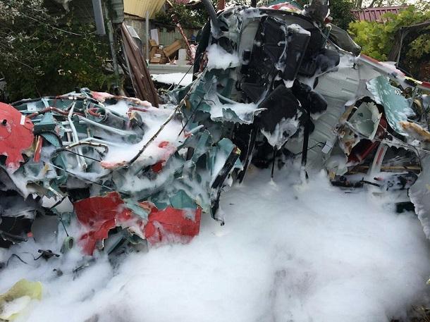 Личный вертолет разбился под Сочи