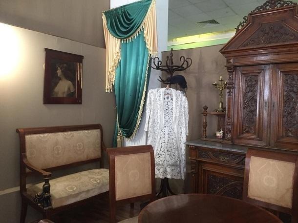 На выставке в Краснодаре показали как жили люди в Екатеринодаре