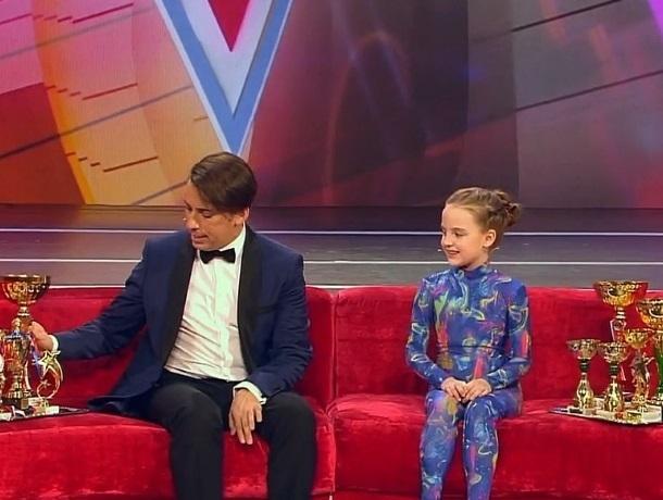 Девятилетняя девочка из Краснодарского края поразила Максима Галкина на шоу «Лучше всех»