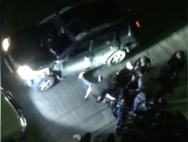 ВСочи водители ипассажиры, попавшие вДТП, устроили драку
