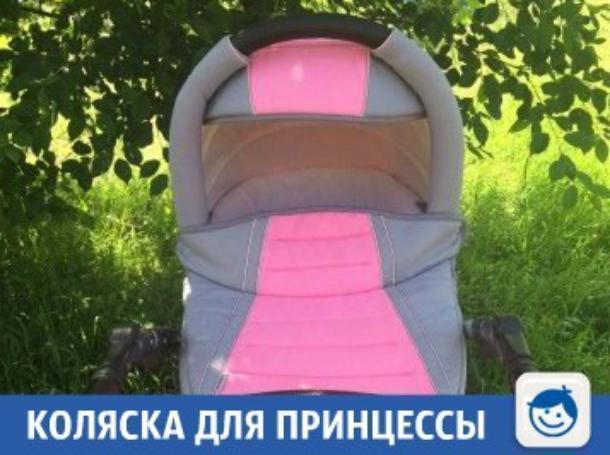 Комфортабельное «авто» для вашей принцессы продается в Краснодаре