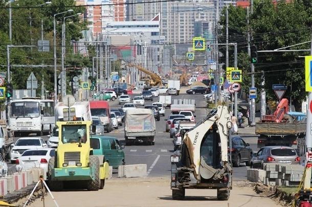 В Краснодаре перекроют еще один участок улицы имени Тургенева