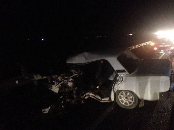 На Кубани погиб водитель, вылетевший на встречку