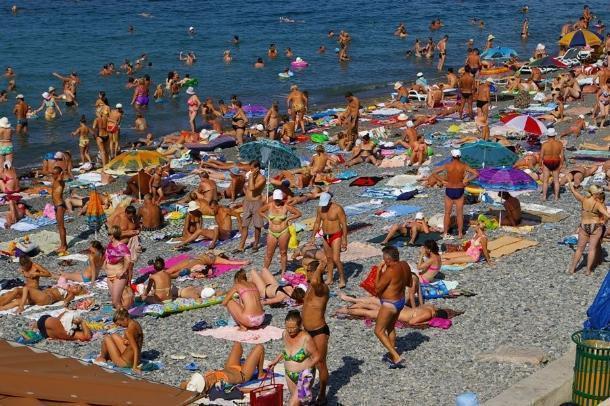 Летом вСочи будут работать 180 берегов