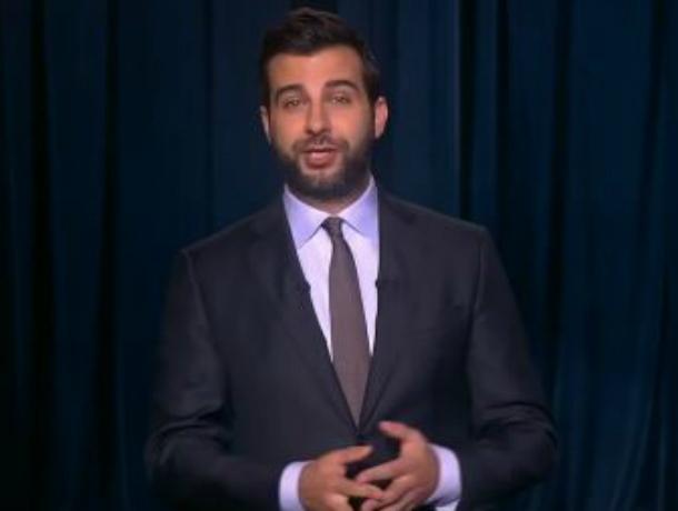 Иван Ургант на Первом канале высмеял мэра Сочи за брошенные подарки