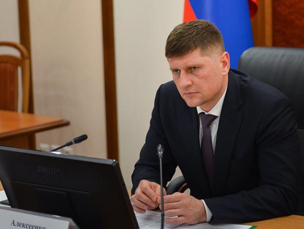 Вице-губернатор Кубани Алексеенко назвал бездействием работу руководителей ТРЦ