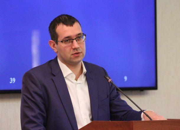 Спустя более года работы уволился глава департамента архитектуры Краснодара