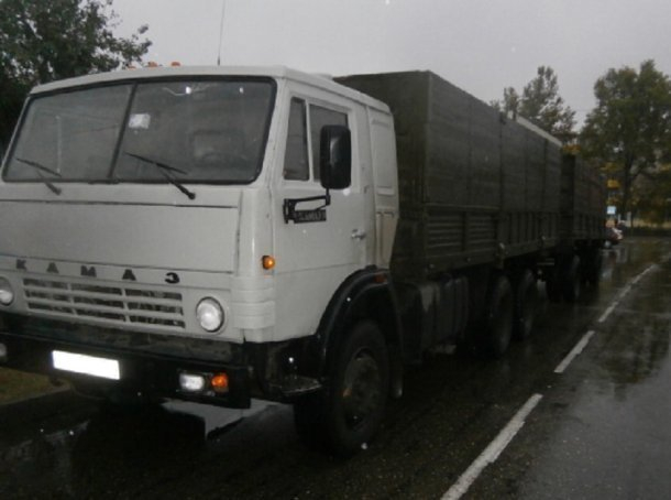 НаКубани под колесами «КамАЗа» умер семилетний ребенок