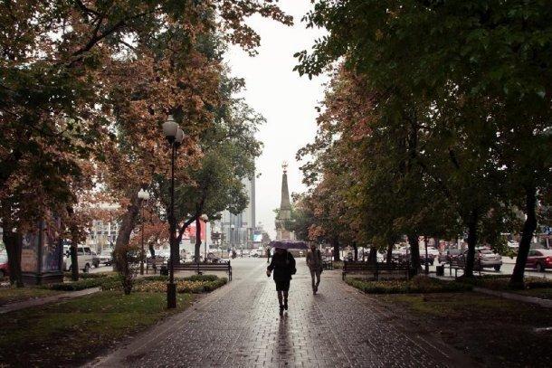 Дождь сгрозой прогнозируют вКраснодаре наДень города Фото