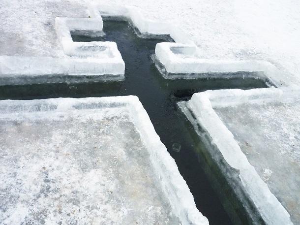 ВГорячем Ключе впроцессе крещенских купаний скончался пенсионер