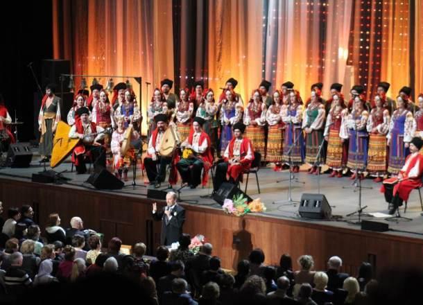Кубанский казачий хор приготовил новую программу для краснодарцев