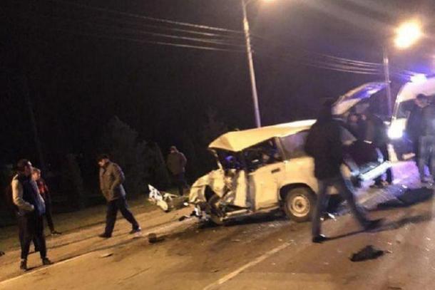 Массовое ДТП произошло в Анапе: есть погибшие