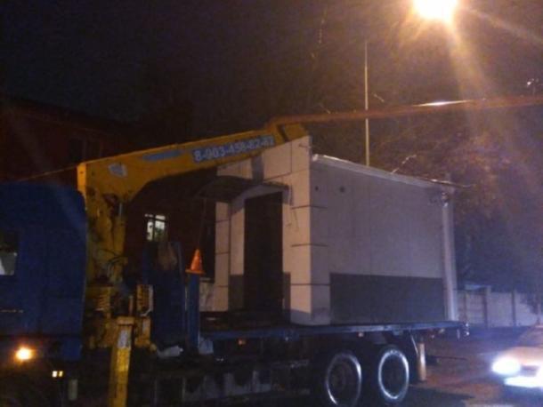 В Краснодаре восстановили поврежденный «КамАЗом» газопровод