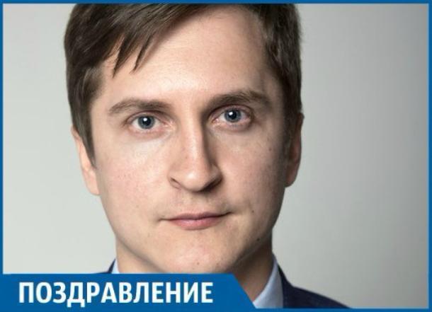 На год мудрее стал депутатгордумыКраснодара АндрейРаззоренов