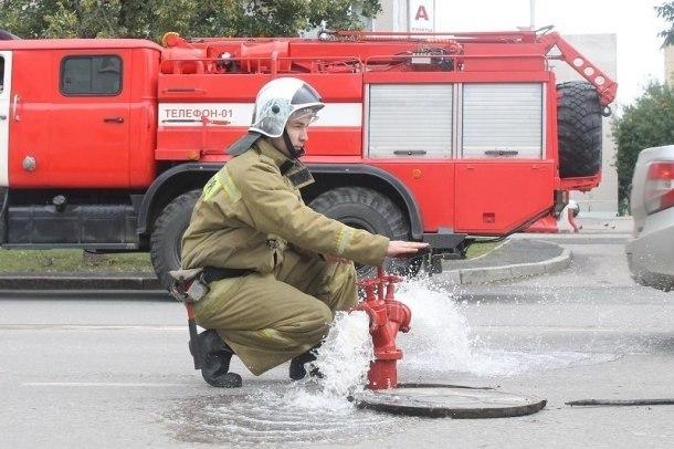 В Краснодаре нашли около 200 сломанных пожарных гидрантов