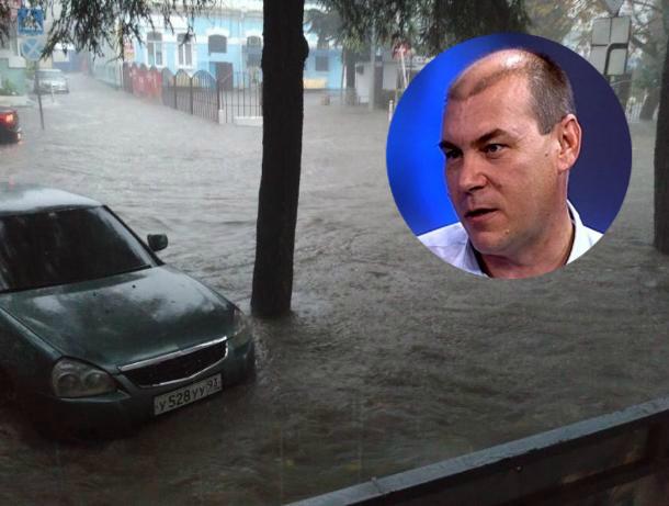 «В зоне паводков все еще возможны сильные дожди», - главный метеоролог Кубани