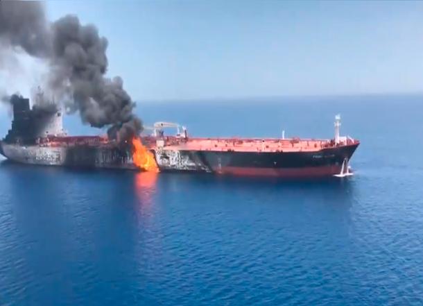 Кубанские моряки с атакованного в Оманском заливе танкера вернутся домой