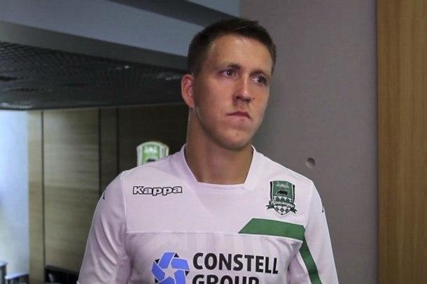 Защитника «Краснодара» вызвали в сборную России