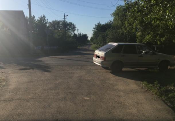 Тихорецкий «каскадер» выпал из машины на ходу