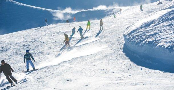ВКарпатах на 2-ой день зимы открылся горнолыжный сезон