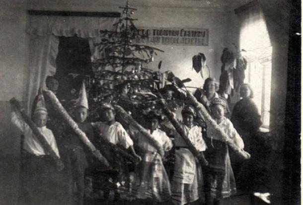 История Краснодара: как отмечали Новый год в середине прошлого века