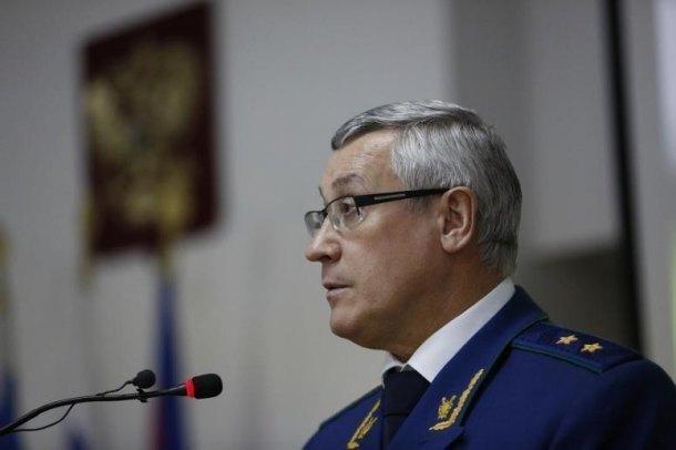 Прокурора Кубани Коржинека выдвинули на должность замгенпрокурора России
