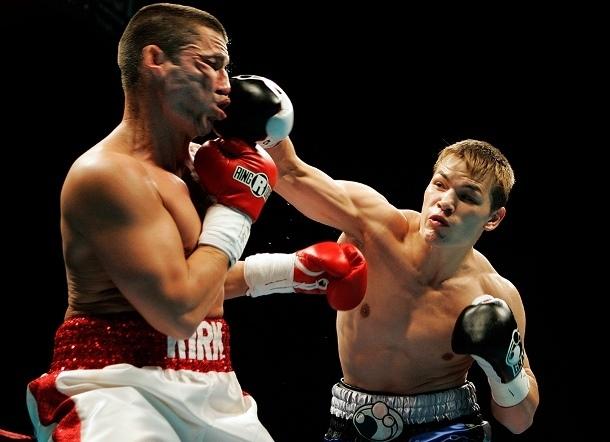 Боксер Чудинов выбрал соперника для боя в Краснодаре