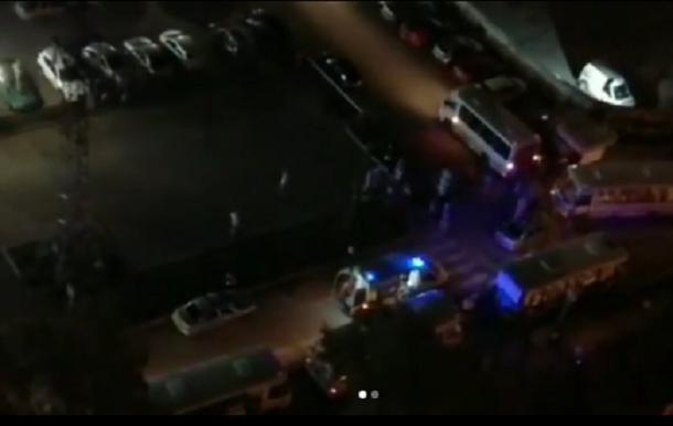 В потасовке с оружием в Краснодаре ранен водитель маршрутки