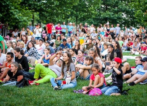 «Кино нашего двора» возвращается в Краснодар