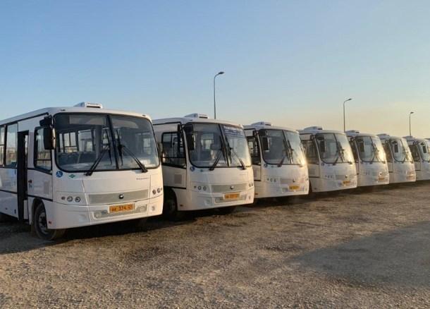 Маршрут №78 в Краснодаре обновили более вместительными автобусами