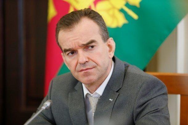 Губернатор Кубани поручил помочь пострадавшим при падении автобуса в море