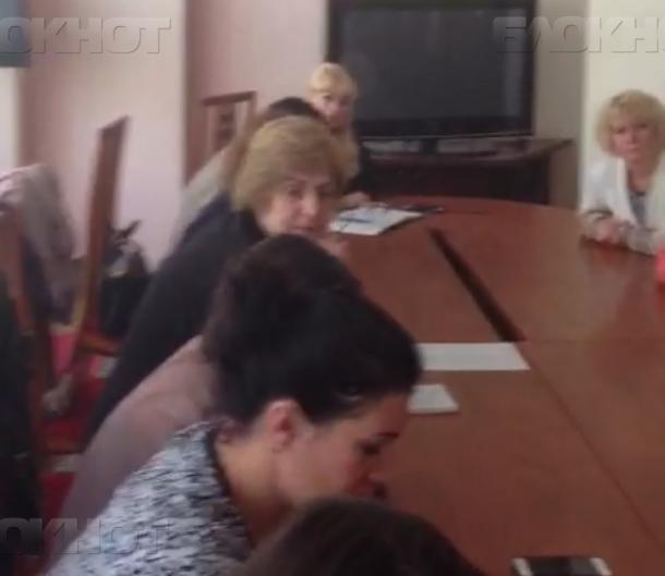 Дольщики «Анит-Сити» опровергли опровержение администрации Краснодара о том, что они забаррикадировались в здании