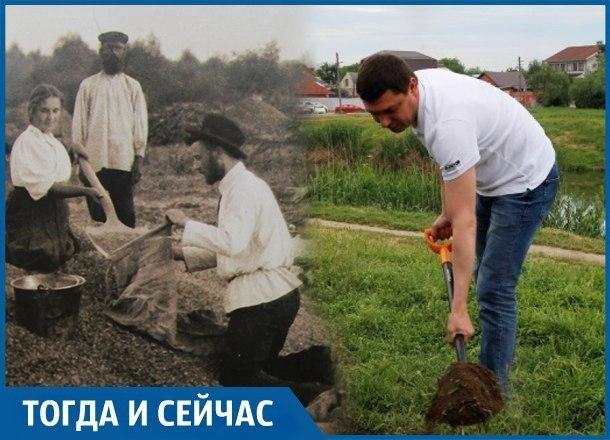 Первышов, Евланов и Волкорез: жители могут сравнить глав Краснодара за последние 220 лет