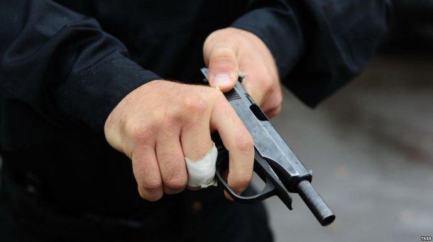 При стрельбе взаброшенном армавирском кафе убиты двое мужчин, один ранен