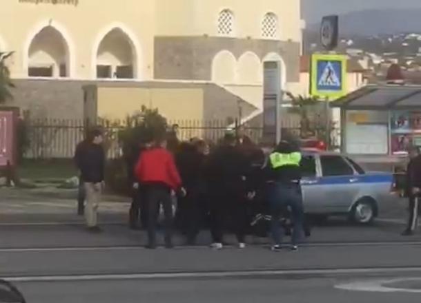 Стрельба у Олимпийского парка в Сочи заинтересовала полицию