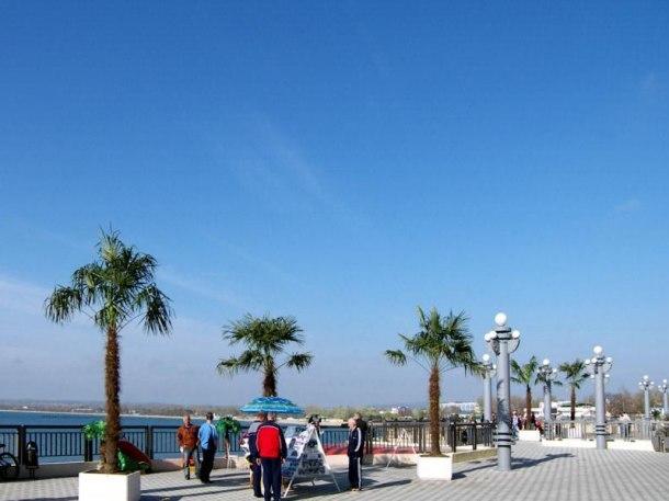 В Анапе открылся курортный сезон