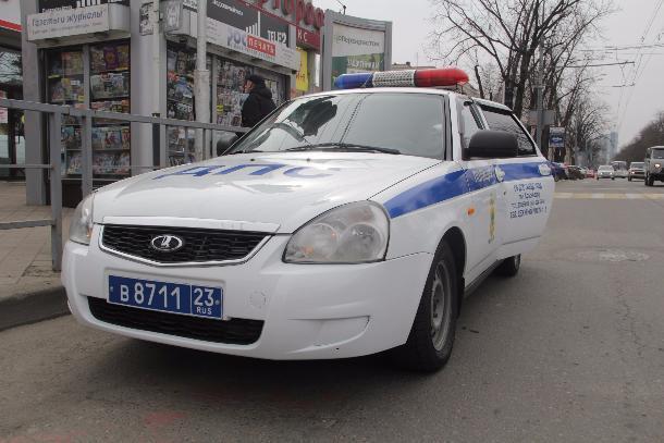 В Краснодарском крае пьяного «газелиста» удалось остановить только выстрелом