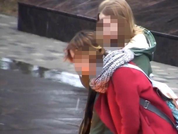 Личности школьниц, надругавшихся над Вечным огнем в Краснодарском крае, установлены