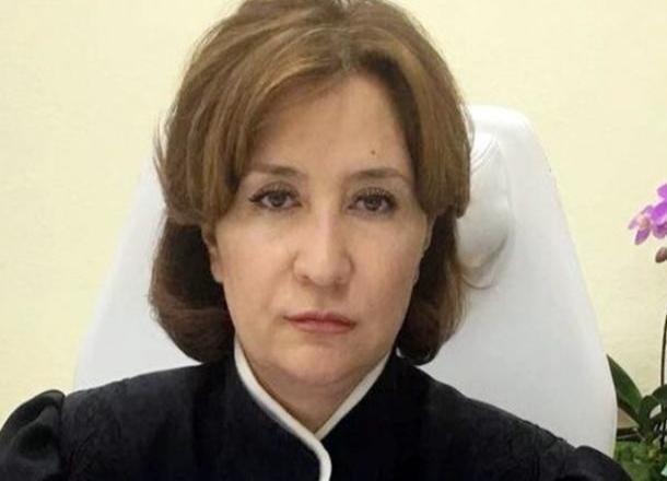«Золотая судья» Хахалева покинула свой пост в Краснодарском краевом суде