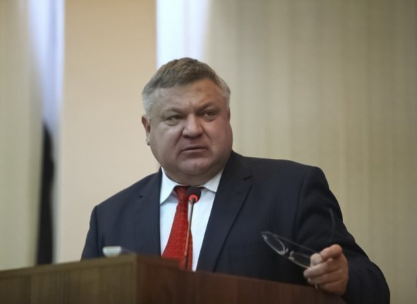 Руководитель Туапсинского района Лыбанев ушел вотставку
