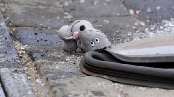 Водитель на иномарке сбил ребенка в Краснодаре