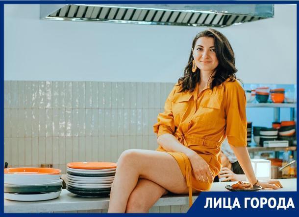 «Процесс роста и развития вижу в гостях», - владелица баров здорового питания Эленика Корелова
