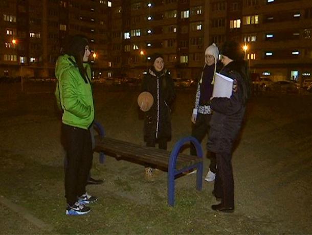 Жители Кубани разочарованы юридической грамотностью и силовой подготовкой молодых дружинников